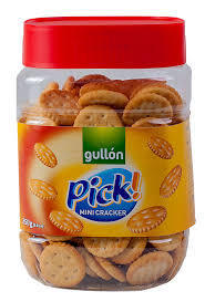 Pick Cracker Gullon 250 Gr