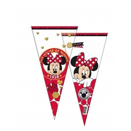 Bolsa Triangular Disney c/100
