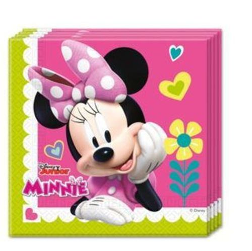 Guardanapos Minnie Happy Helpers c/20