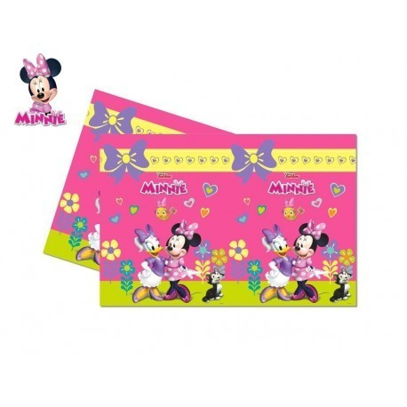 Toalha Minnie Happy Helpers 120x180cm