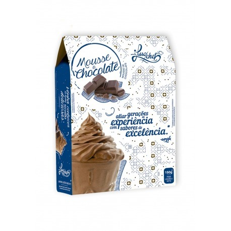Preparado Mousse Chocolate 150gr