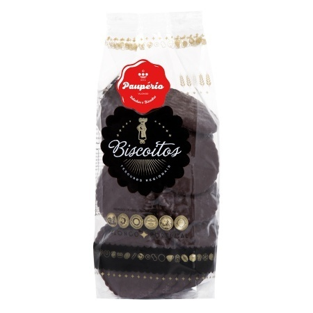 Paupério Hungara C/Chocolate 200gr